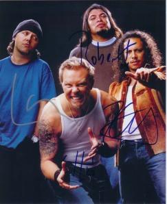Simphony & Metallica - 1999