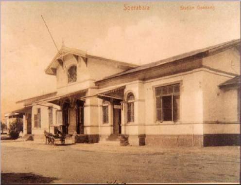 Kereta Api Ekonomi Jurusan Surabaya – Jogjakarta – Cirebon
